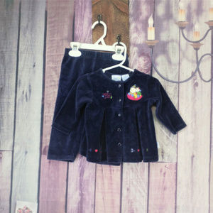 Other - Girls 2nd step outfit bear on sled 12 month AG41